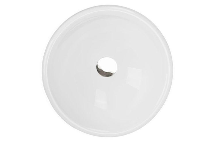 Umywalka okrągła 40-tka