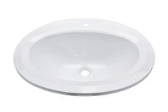 Umywalka owalna 54×46