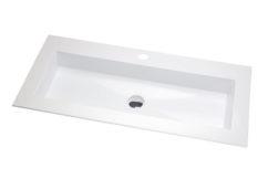 Umywalka prostokątna 100×45