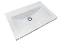 Umywalka prostokątna 60-tka